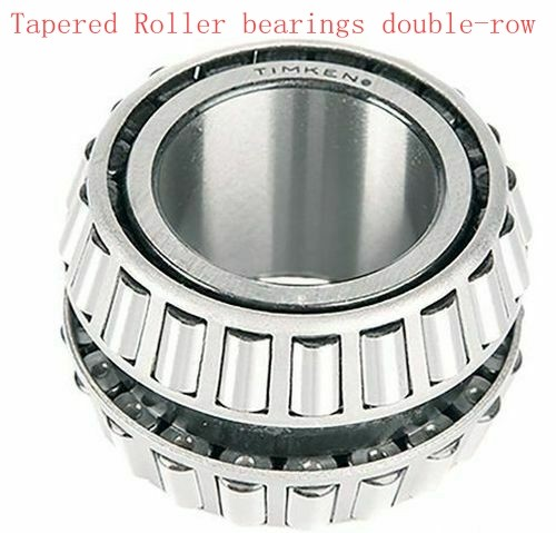 26131 26284D Tapered Roller bearings double-row