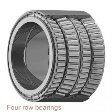 Four row bearings