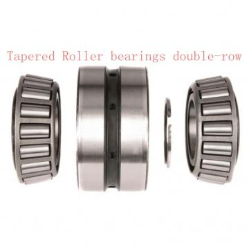 EE292550 292668D Tapered Roller bearings double-row