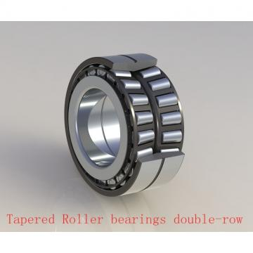 EE752300 752381D Tapered Roller bearings double-row