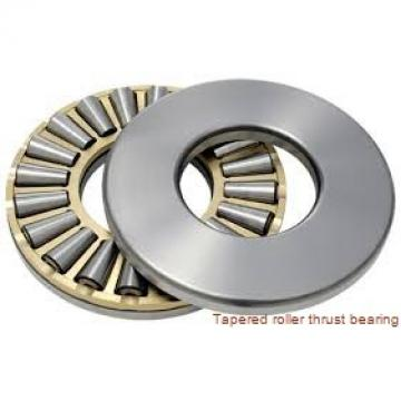 T142 T142W Tapered roller thrust bearing