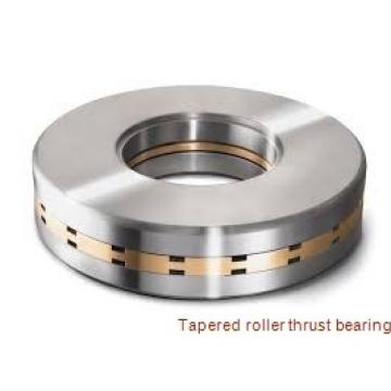T201 T201W Tapered roller thrust bearing